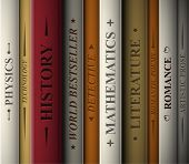 Books Of Various Genres