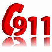 911 emergency symbol