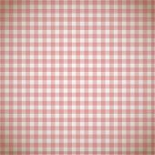 Vintage Checked Pattern Vector