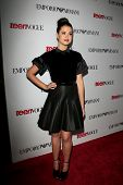 LOS ANGELES - SEP 27:  Maia Mitchell at the Teen Vogue's 10th Annual Young Hollywood Party at Privat