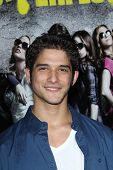 LOS ANGELES - SEP 24:  Tyler Posey arrives at the