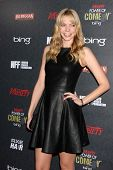 LOS ANGELES - NOV 18:  Riki Lindhome at the Variety's 3rd Annual Power Of Comedy Event at Avalon on