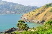 View of Yanui Beach bay, Phuket, Thailand