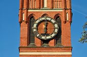 Church Of The Holy Family (fragment). Kaliningrad (until 1946 Koenigsberg), Russia ???