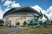 Moda Center In Portland, Oregon