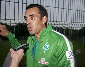 Robin Dutt Is A Retired German Football Player And Last Managed Werder Bremen