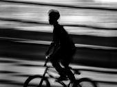 Ride In Motion Blur
