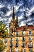 Buildings In Petit Bayonne Area - France
