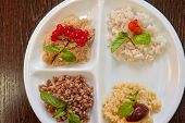 stock photo of buckwheat  - Cereals  - JPG