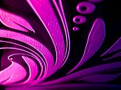 image of laser beam  - Highlighted laser engraving on glass surface abstract pattern design concept - JPG