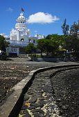Hindu temple in Mauritius