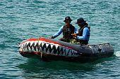 Indonesian Navy Patrol