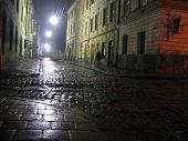 Lviv At Night