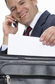 Pleasant Business Correspondence