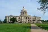State Capital Minnesota
