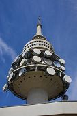 Black Mountain Communications Tower
