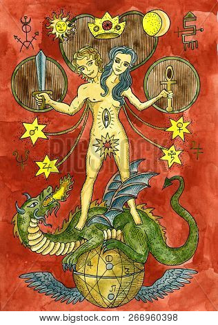 Alchemy Or Gemini Zodiac Sign