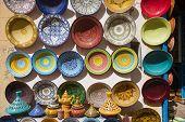 Ceramic Handpainted Dishes