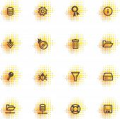 Server Icons, Dots Series