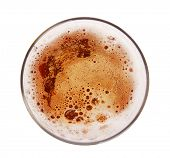 picture of transpiration  - Glass of beer - JPG