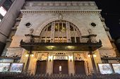OSAKA, JAPAN - JULY 8:  Built in 1923, Shochiku-za is Japan's first western style theater house, and