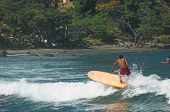 Surfing Sayulita