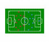 Táticas de formação de futebol
