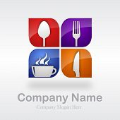 Restaurant Logo # Vector
