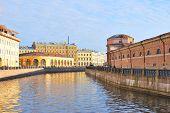 St. Petersburg. River Moika