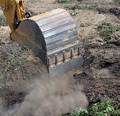 Cubo del excavador