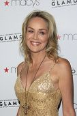 LOS ANGELES, CA - SEP 7: Sharon Stone at Macy's Passport Presents: Glamorama - 30th Anniversary in L