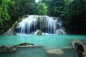 Erawan Waterfall , Kanchanaburi Province, Thailand