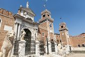 picture of arsenal  - Venice  - JPG