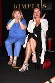 LOS ANGELES - JUN 1:  Patrika Darbo, Crystal Chappell at the Judi Evans Celebrates 30 years in Show