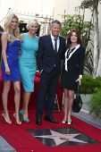 LOS ANGELES - 31 de maio: Brandi Glanville, Yolanda Foster, David Foster, Lisa Vanderpump ao David F