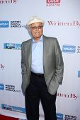 LOS ANGELES - JUN 2:  Norman Lear arrives at the WGA's 101 Best Written Series Announcement at the W