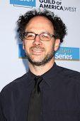 LOS ANGELES - JUN 2:  Matt Selman arrives at the WGA's 101 Best Written Series Announcement at the W