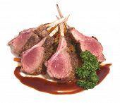 Lamb Ribs Meat