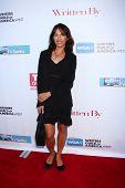 LOS ANGELES - JUN 2:  Susanna Hoffs arrives at the WGA's 101 Best Written Series Announcement at the