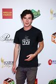 LOS ANGELES - JUN 8:  Charlie McDermott at the 2nd Annual T.H.E EVENT at the Calabasas Tennis and Sw