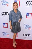 LOS ANGELES - JUN 8:  Sasha Alexander arrives at the 1st Annual Children Mending Hearts Style Sunday