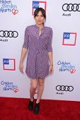 LOS ANGELES - JUN 8:  Clea Duvall arrives at the 1st Annual Children Mending Hearts Style Sunday at