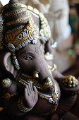Estátua do Deus Ganesh Hindu