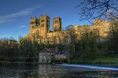 Durham Catherdral Spring