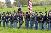 Civil War - Gettysburg - Union Troops
