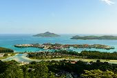Isla de Edem. Mahe