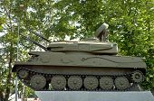 pic of armored car  - shilka tank - JPG