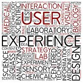 Word cloud - experience