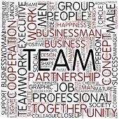 Word cloud - team