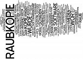 Word cloud - bootleg